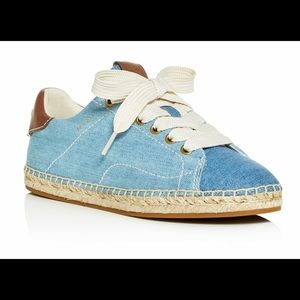 NWT COACH Women's Espadrille Sneakers